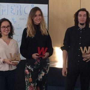 Winter Innovation Lab, 2ème prix ex-aequo