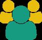 picto - groupe vert et jaune